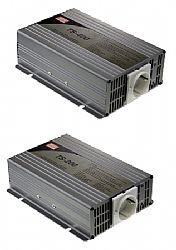 TS-200 & TS-400 Series – 200W & 400W True Sine Wave DC/AC Inverter