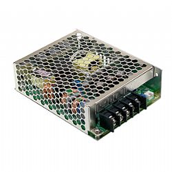 75W Miniature High Reliability Enclosed Switching Power Supply