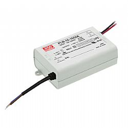 New PLD-16 Series 16W Constant Current LED Power Supply with PFC Function