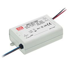 New APC/V~25/35 Series, 25W/35W Economical Indoor LED Power Supply
