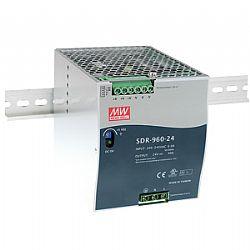 New SDR-960 Series 960W Ultra Slim High Performance DIN Rail Power Supply