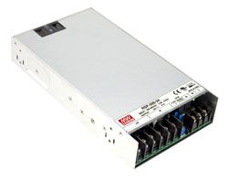RSP-500 Series~500W Low Profile Economical Enclosed Type Power Supply