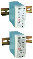 Miniature 40W and  60W Din Rail PSUs