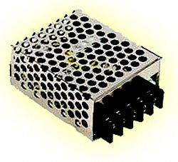 15W Miniature Enclosed PSU – RS-15 Series