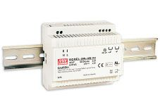 90 to 100W Class II Din Rail Power Supply
