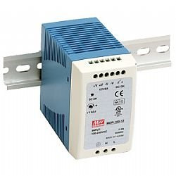 New MDR-100 Series – 100W Miniture Din Rail Power Supply