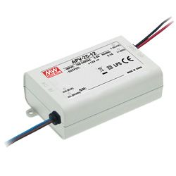 25W Single Output Constant Voltage Switching LED Power Supply