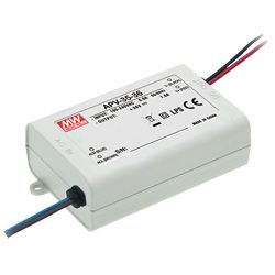 35W Single Output Constant Voltage Switching LED Power Supply