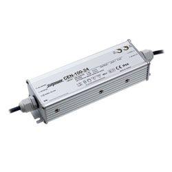 100W Single Output IP66 Rated PFC LED Power Supply