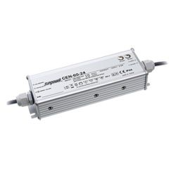 60W Single Output IP66 Rated PFC LED Power Supply