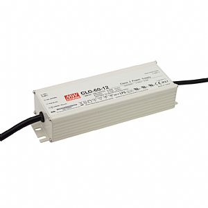 60W Single Output Class 2 LED Power Supply