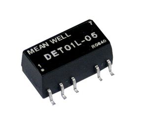 1W DC-DC Unregulated Dual Output Converter