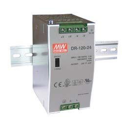 120W Single Output DIN RAIL Power Supply