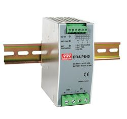40A Uninterruptible Din Rail Power Supply