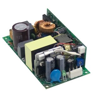 100W Single Output Open Frame Power Supply with PFC Function