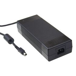 220W AC-DC Single Output Desktop Adaptor