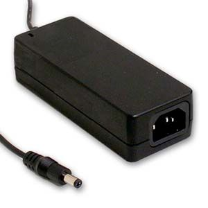 40W AC/DC Single Output Desktop Adapter
