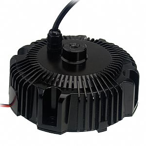160W IP67 Circular Shape LED Power Supply for Bay Lighting with Dimming