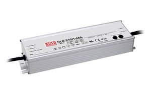 240W Single Output High Reliability LED Power Supply