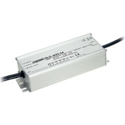 40W Single Output IP67 Rated PFC Switching Power Supply with Dimming Function