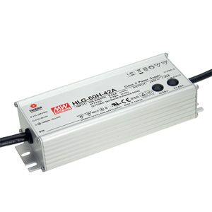 60W IP65 Single Output LED Power Supply