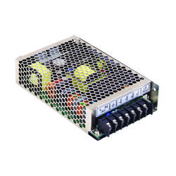 100W Single Output AC-DC Enclosed Switching Power Supply with PFC Function