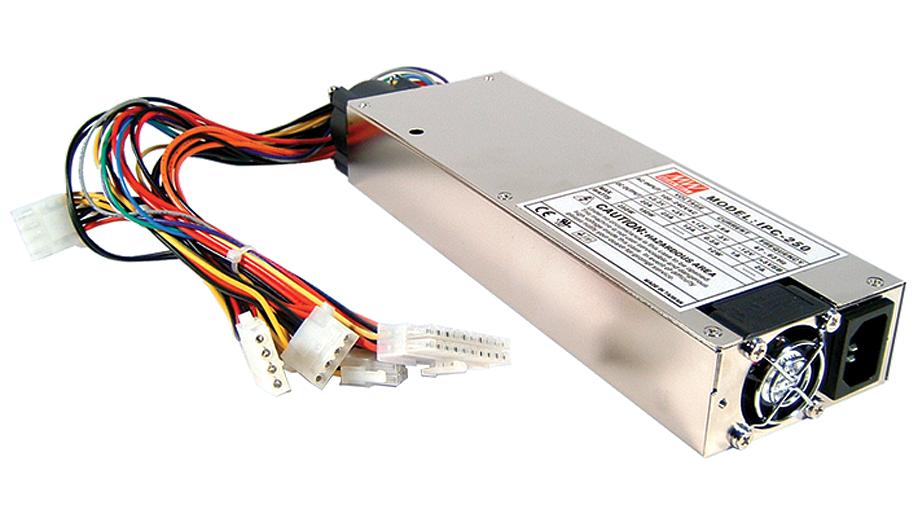 IPC-300A - 300W Industrial 1U ATX 12V/P4 PC Power Supply