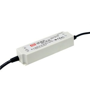 60W Single Output AC-DC Enclosed Switching Power Supply