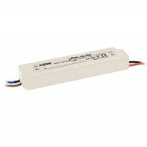 18W Single Output IP67 LED Power Supply
