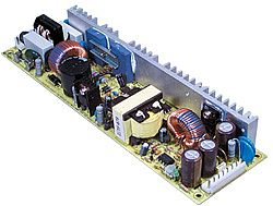 100W Single Output PFC Function Open Frame PSU