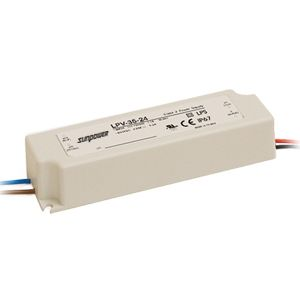 35W Single Output IP67 LED Power Supply