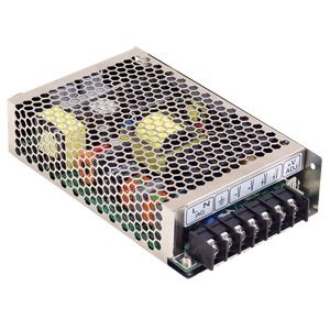 100W Single Output Enclosed Medical Type Power Supply