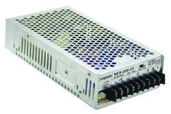 200W Single Output AC-DC Enclosed Switching Power Supply