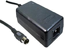 46.5-50W AC-DC Triple Output Desktop Adaptor