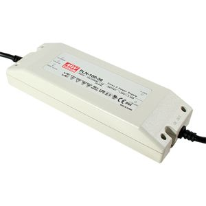100W Single Output IP64 Class 2 LED Power Supply