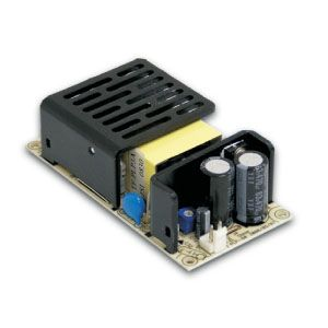 60W Single Output Open Frame Power Supply for LED Lighting