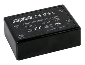 10W Single Output Encapsulated Medical Switching Power Supply