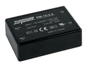 15W Single Output Encapsulated Medical Switching Power Supply