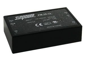 20W Single Output Encapsulated Medical Switching Power Supply