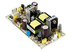15W 36~72VDC I/P DC-DC Open Frame Power Supply