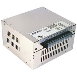 250W Quad Output AC-DC Enclosed Switching Power Supply