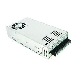 320W Quad Output PFC Enclosed Power Supply