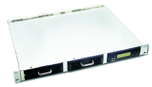1U Rack Control and Monitoring Unit