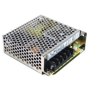 50W Dual Isolated Output AC-DC Enclosed PSU