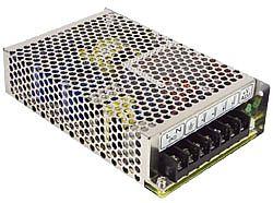 85W Dual Output AC-DC Enclosed Power Supply