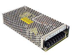133.2W 24V & 12V Output High Reliability Miniature Enclosed Power Supply