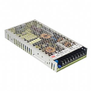200W Single Output Enclosed Power Supply with PFC