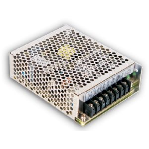 65W Triple Output AC-DC Enclosed Power Supply