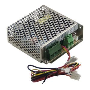 35W AC-DC Single Output Security Power Supply