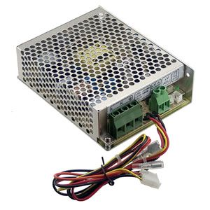 50W AC-DC Single Output Security Power Supply